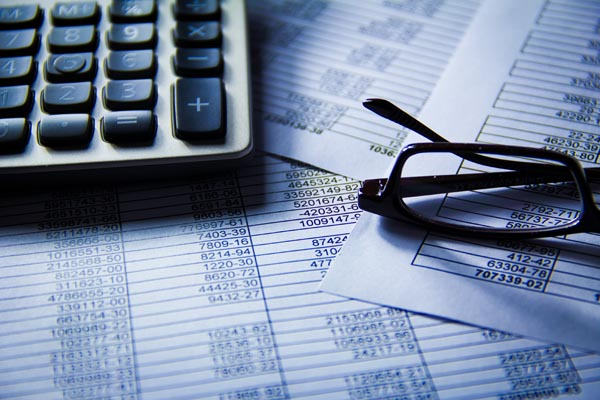 Study accountancy the boss can't tell the accountant there's no money for a raise.